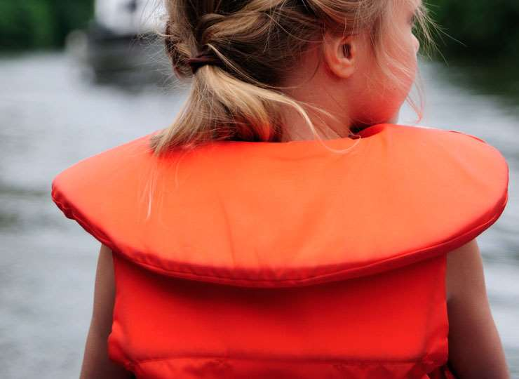 Life jackets for children – what you should know
